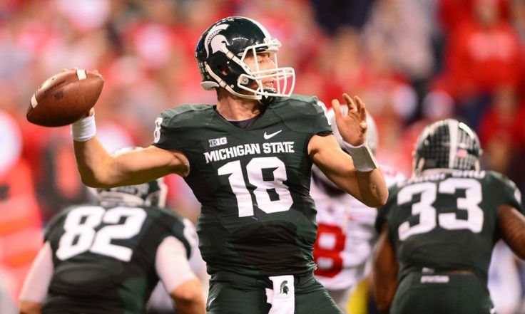Michigan State Has an Advantage with Cook and Calhoun - TU  When one player in your athletic program is recognized as having the potential to be the best player in America, it is usually a sign of good recruiting, knowledge and coaching.....