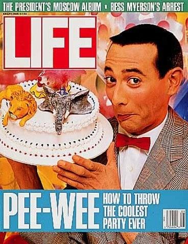 Pee Wee's Big Adventure - 25th anniversary