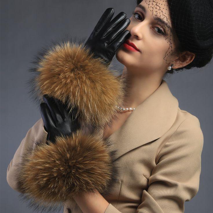 Ucuz Kadınlar kış deri eldiven tavşan kürk manşet eldiven bayan kış sıcak Hakiki deri eldiven Dokunmatik ekran eldiven, Satın Kalite Eldiven& eldivenler doğrudan Çin Tedarikçilerden:  2016 kadınlar kız hediye moda koyun parti gösterisi modal Rusya tarzı büyük tavşan kürk manşet dokunmatik ekran gerçek