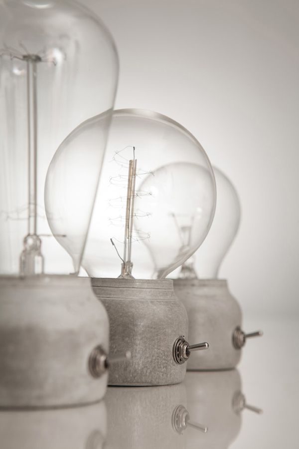 17 best ideas about bulb lights on pinterest urban - Make your own light fixtures ...