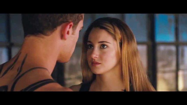 Tris & Four [DIVERGENT] - Kiss Me Slowly