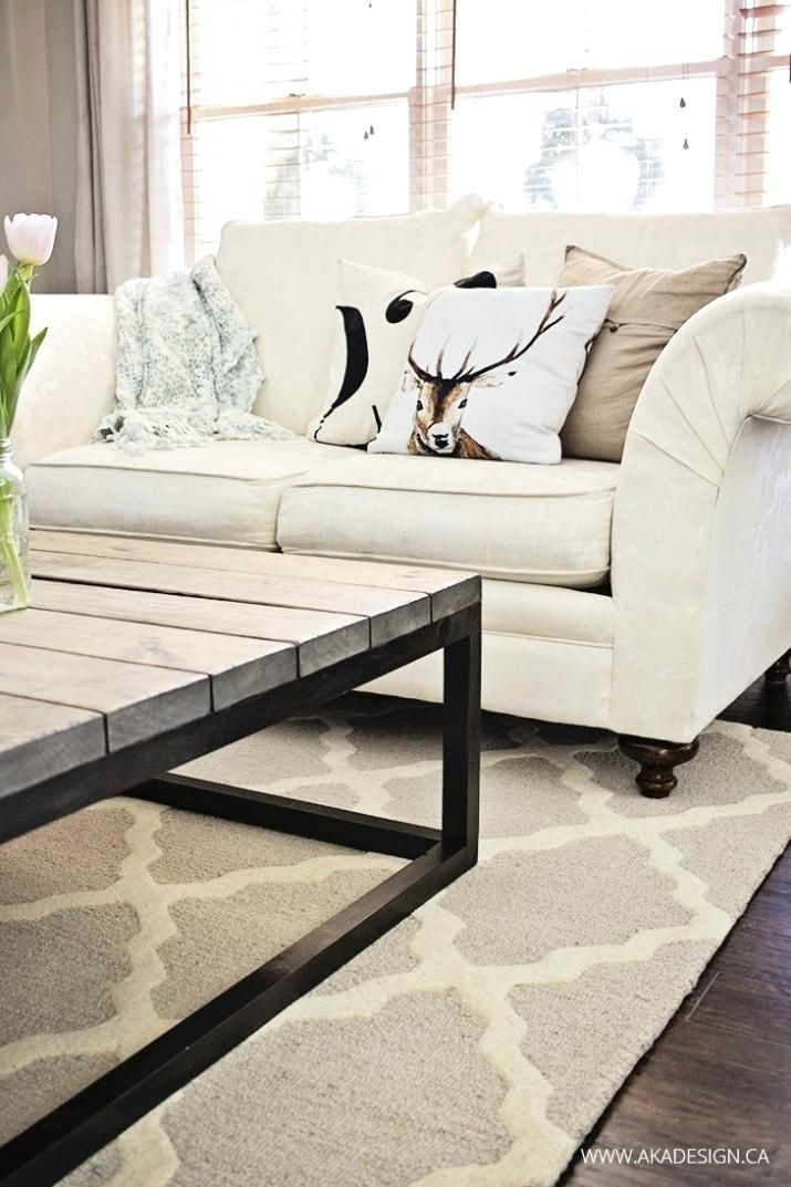 Area Rug Placement Under Sectional Area Rug Ideas