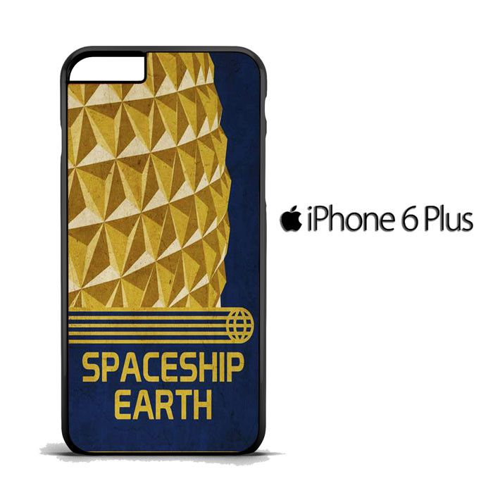 Spaceship Earth Epcot Poster B0040 iPhone 6 Plus | 6S Plus Case