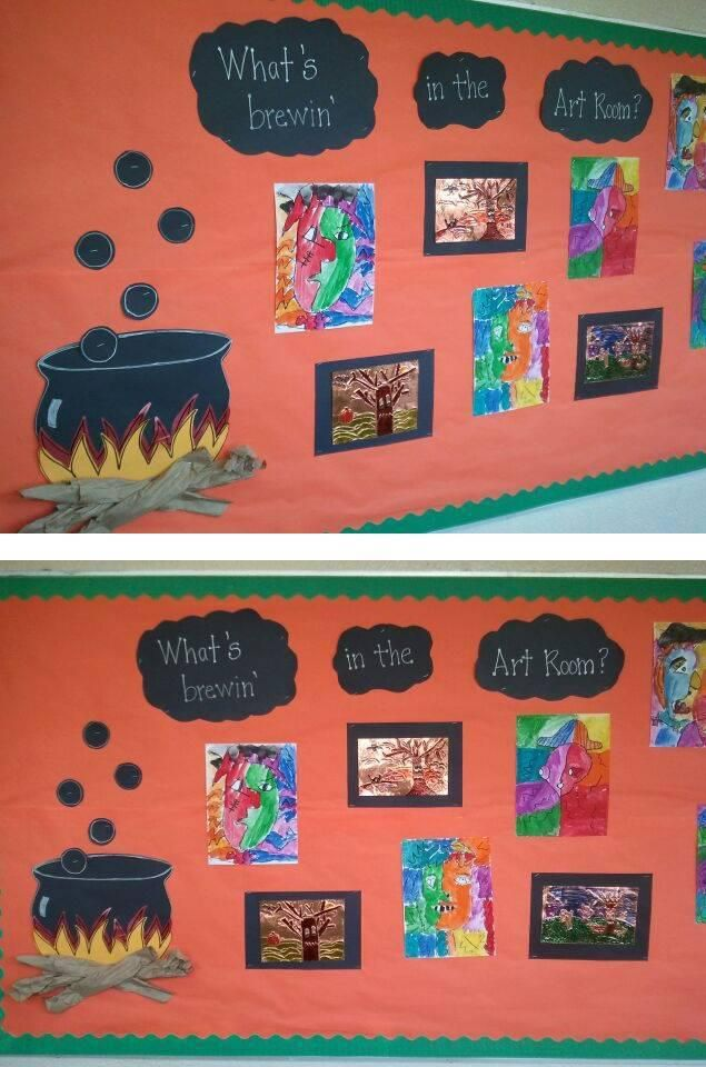 10 best bulletin board ideas images on Pinterest | Bricolage ...
