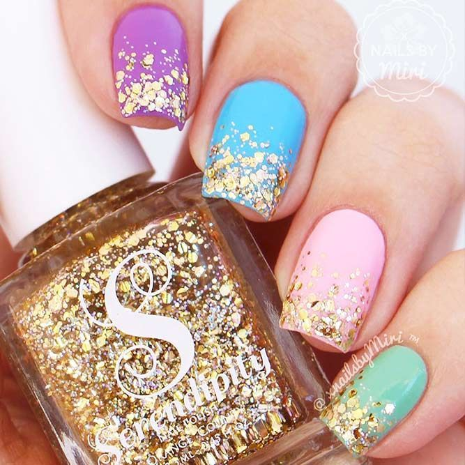 40 Trendy Summer Nail Designs For Exceptional Look in 2019