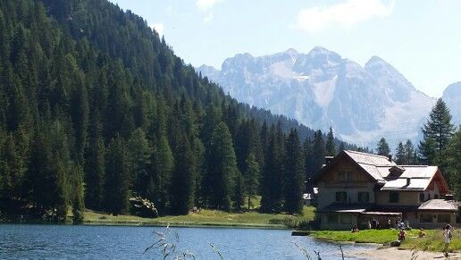 Lago dì Nembino. .Trento...Italy