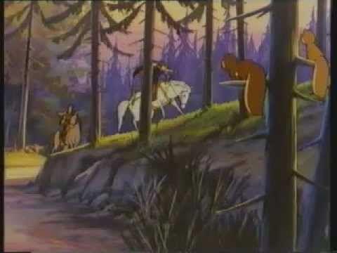 Het Zwanenmeer (1981), mooie tekenfilm!