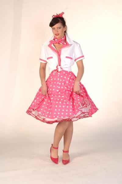 Mode jaren 50-60.