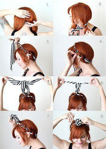 How To Do Retro Hairstyle                                                                                                                                                                                 More