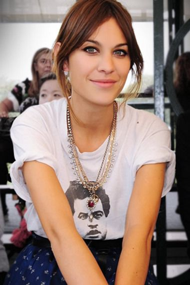 Alexa Chung | Women's Look | ASOS Fashion Finder