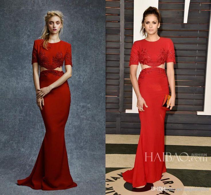 Red carpet evening dresses uk