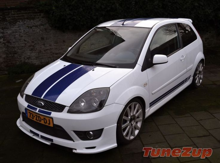 for sale ford fiesta 2 0 st modified cars pinterest. Black Bedroom Furniture Sets. Home Design Ideas