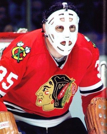 526e29e202f ... NHL Jersey Tony Esposito - Chicago. Winter GamesChicago  BlackhawksNhlHockeyMasks ...