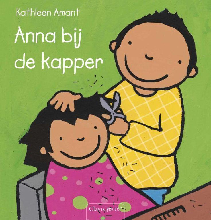 Kathleen Amant - Anna bij de kapper