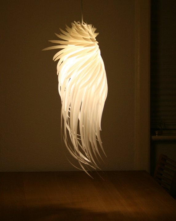 Tord Boontje Icarus lamp