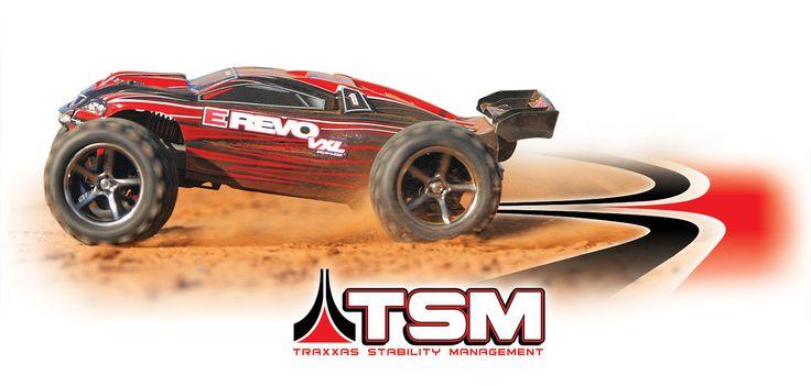 Model rc Traxxas E-Revo TSM VXL http://germanrc.pl/pl/p/Traxxas-E-Revo-VXL-Model-4X4-TSM-RTR-116/8077