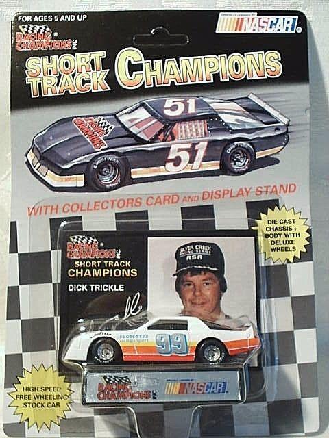 Rare 1993 Racing Champions #99 Dick Trickle Prototype Racing Engines Camaro 1:64 #RacingChampions #Chevrolet