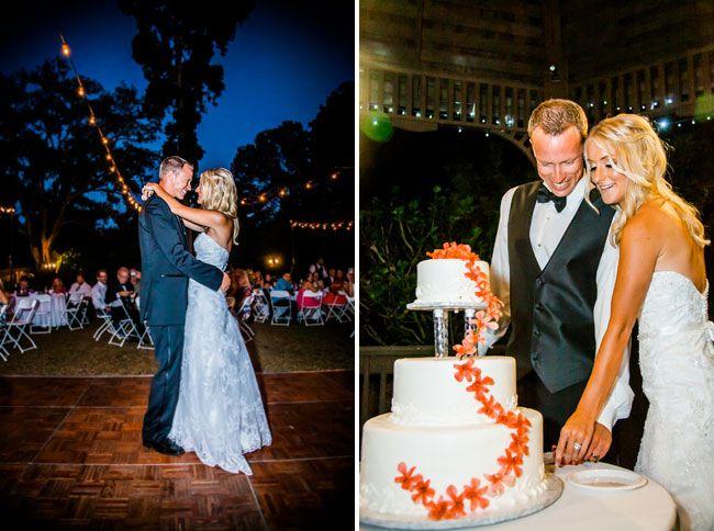 San Diego Style Weddings: Wedding Wednesday: Tracy & Mark Robertson