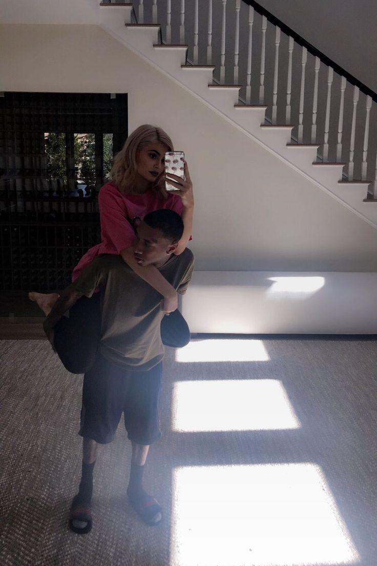Kylie and Tyga