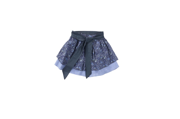Maison Espin skirt ss13, #maisonespin #springsummercollection13 #womancollection #skirt #lovely #MadewithLove #romanticstyle #milano #flowers