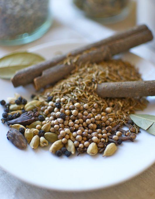 Garam masala, mezcla de especias de la India con Thermomix « Thermomix en el…