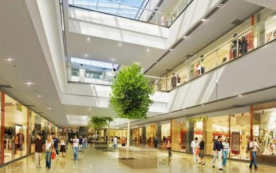White Paper The Role of Entertainment in Shopping Centers & Malls