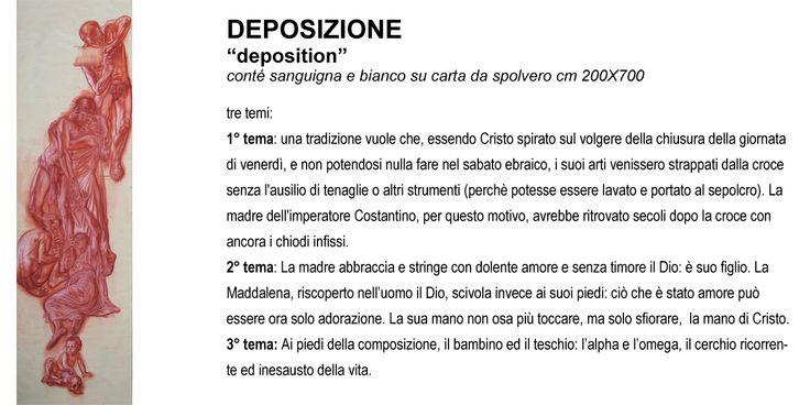 """deposition"" cm 200x700"