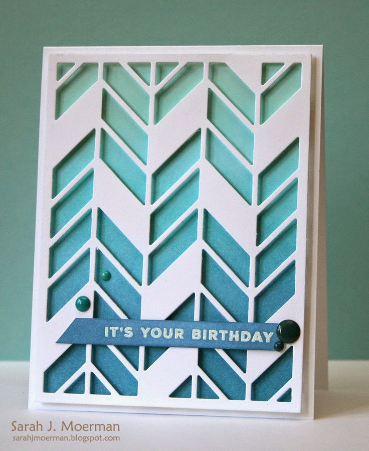 My Impressions: Simon Says Stamp It's You Birthday!