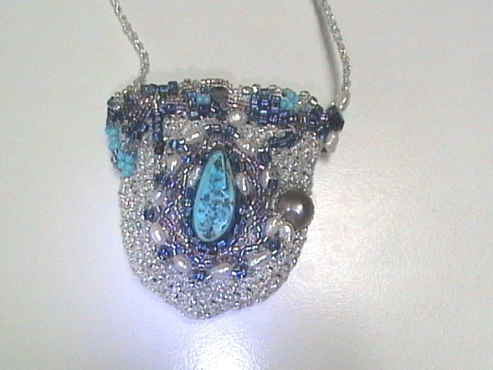 ... crocheted amulet bag Crochet Pinterest Amulets and Bags