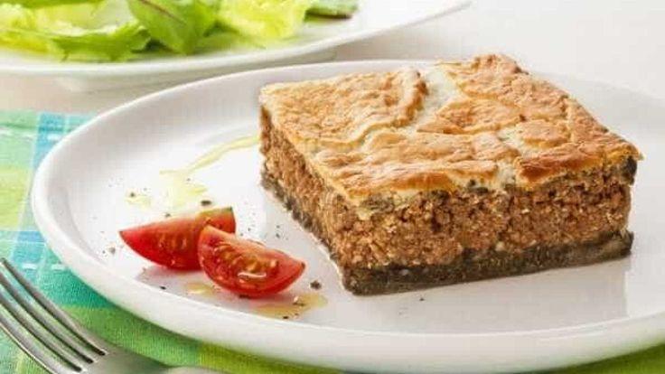 InfoNavWeb                       Informação, Notícias,Videos, Diversão, Games e Tecnologia.  : Aprenda a fazer uma deliciosa Torta grega de acém