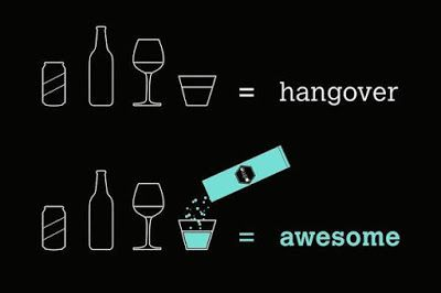"talk2paps: ""Hangover free alcohol"" is expected to replace oth..."