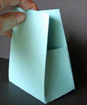 SCS one sheet box