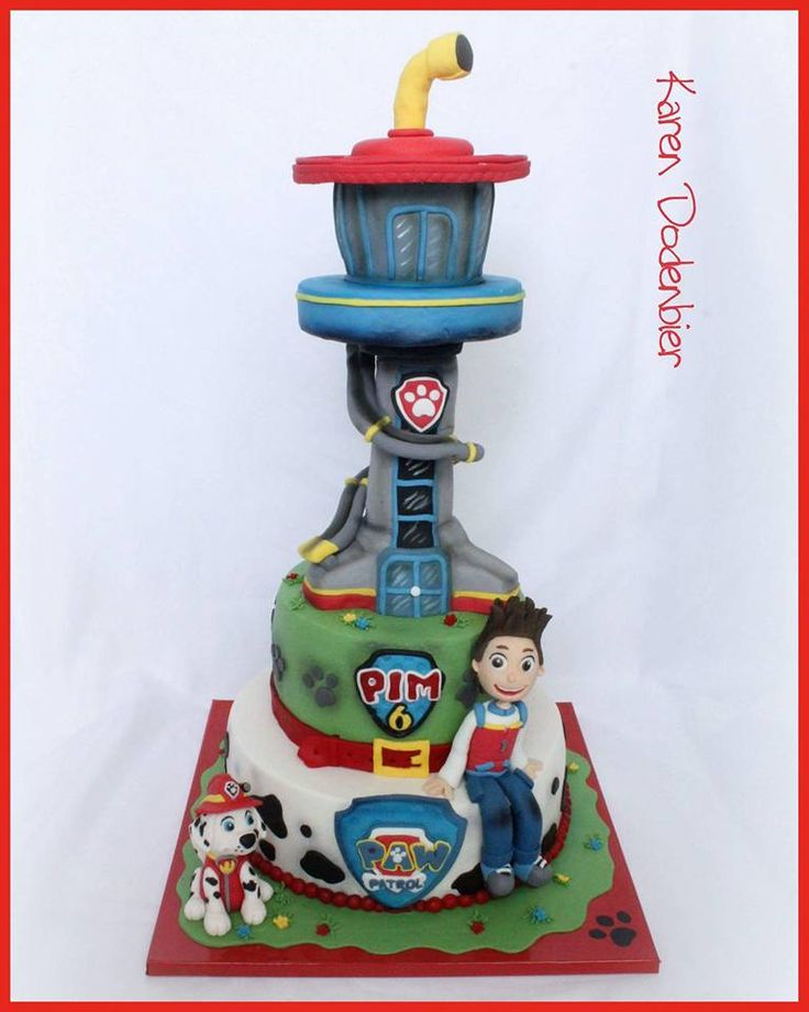 Cake Art Netherlands : Dutch Cakes Cakes - PAW Patrol Pinterest Dutch, Paw ...
