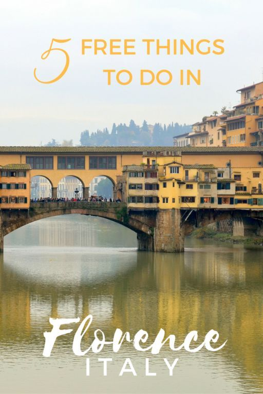 5 Free Things to do in Florence, Italy with Kids - The World Is A Book: