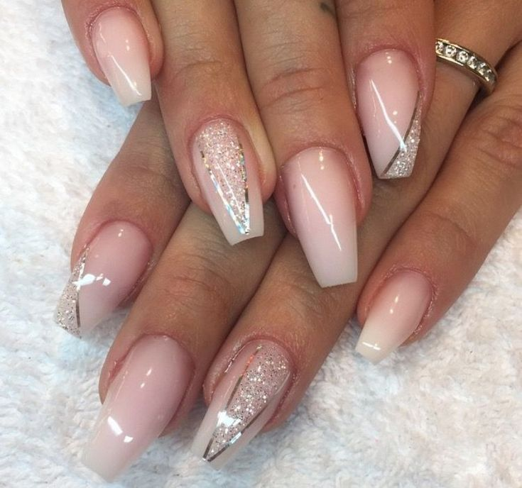 Wedding Nail Ideas For Summer: Pin By Daria On Wedding Hair In 2019