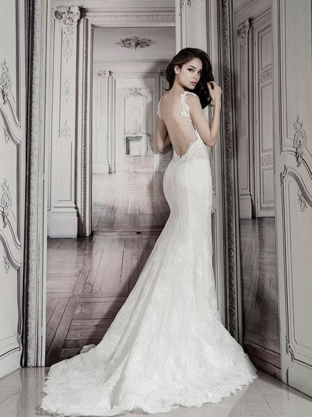 Pnina Tornai for Kleinfeld  Wedding Dresses Photos on WeddingWire