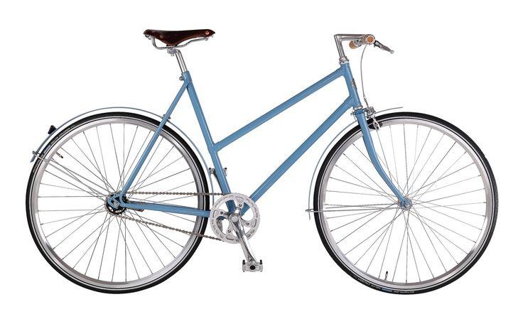 Zweyrad - Klassisches Stahlrahmen Fahrrad handmade in Germany