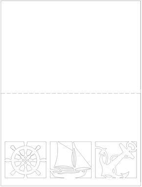 Схема открытки на 23 февраля