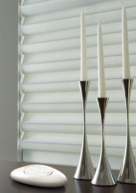 Hunter Douglas Solera® Shade with Cordless Option