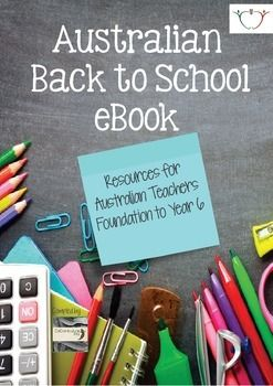 A gift for Australian teachers heading back to school.  A selection of generous TpT sellers have got together to highlight free and paid products to help you get 2015 off to a great start. There are many references to the Australian Curriculum to help make matching resources that little bit easier.   Each page has tips to help you get back in the swing of classrooms life.
