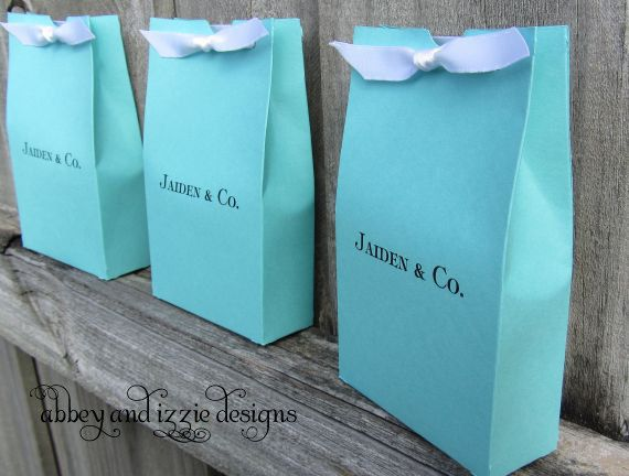 tiffany and co decor | Sweet Sixteen Birthday