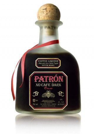 Patrón XO Cafe Dark Cocoa combines high-quality Patrón Silver tequila with the…