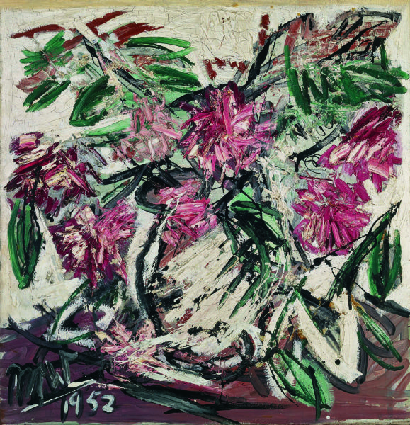 #painting #50s #floral