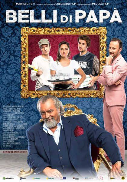 ::HD_GUARDA:: Belli di papà film completo streaming gratis ITA  GUARDA ORA: Link diretto streaming FILM online ITA ===>>>> http://bit.ly/1ODUxJZ GUARDA ORA: Link Download ===>>>> http://bit.ly/1ODUxJZ  Sinossi e dettagli: Un film di Guido Chiesa. Con Diego Abatantuono, Andrea Pisani, Matilde Gioli, Francesco Di Raimondo, Marco Zingaro. continua» Commedia, Ratings: Kids+13, durata 100 min. - Italia, Francia 2015. - Medusa uscita giovedì 29 ottobre 2015.