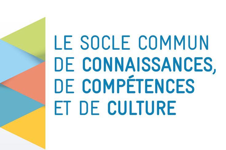 Gally, Guichard, Joste, Le socle commun ou la connaissance pilotée par l'économie (2007)