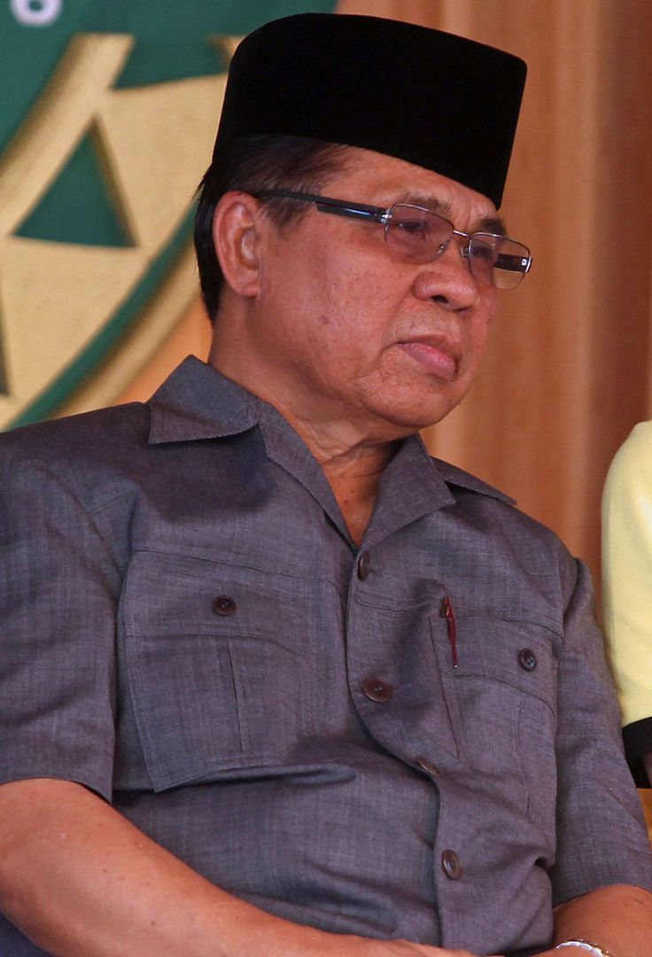 Murad Ebrahim (born 2 May 1948) is the current chairman of the southern Philippines' Islamist group, the Moro Islamic Liberation Front.