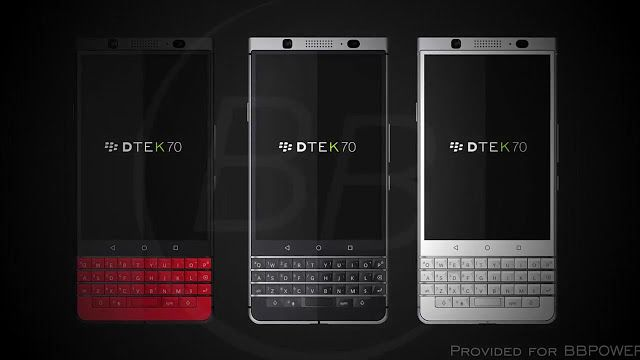Specification Blackberry DTEK70 and the Latest Price 2017 - BOSS GADGET