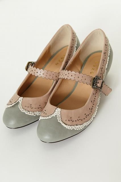 mary-jane shoes wearing peter pan collars-- is this not the culmination of…