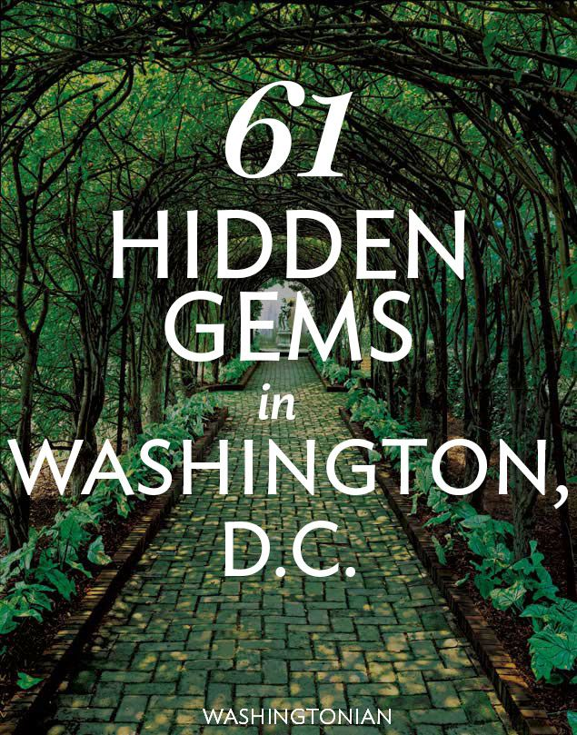 61 Fabulous Things to Do and See in D.C.--That You've Never Heard Of | Washingtonian