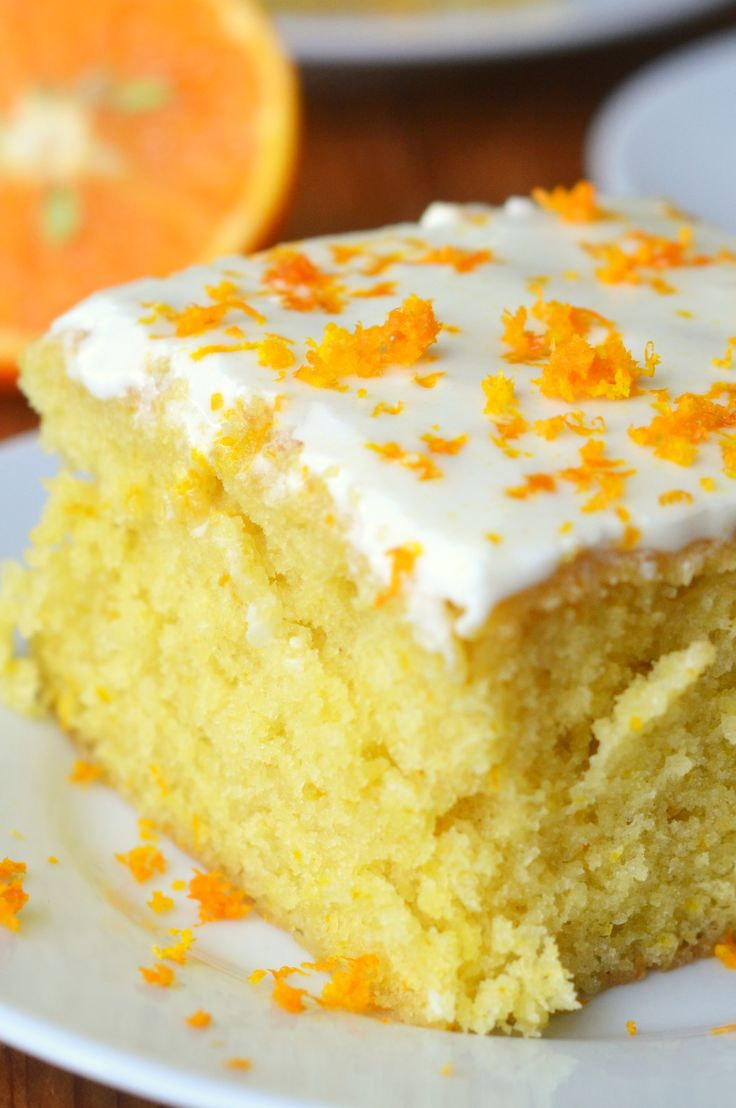 This soft fluffy pound cake is triple infused with fresh citrus flavor